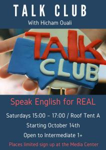 The Talk club