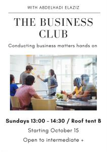The business club