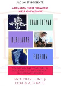 Traditional Fashion show