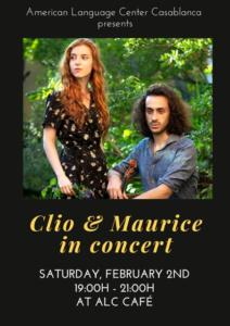 Clio and Maurice (2)