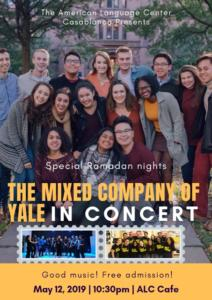 THE MIXED COMPANY OF YALE