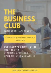 The business clubR