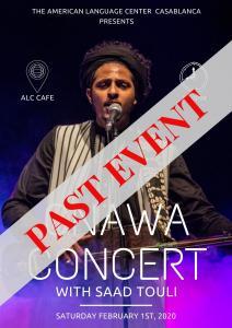 gnawa concert FV