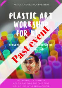 kids plasric art workshop (2)