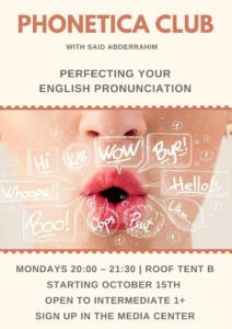 phonetica club