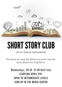 short story clubR